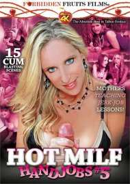 Hot MILF Handjobs #5 HD porn video from Forbidden Fruits Films.