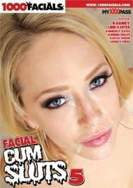 Facial Cum Sluts 5 Porn Movie