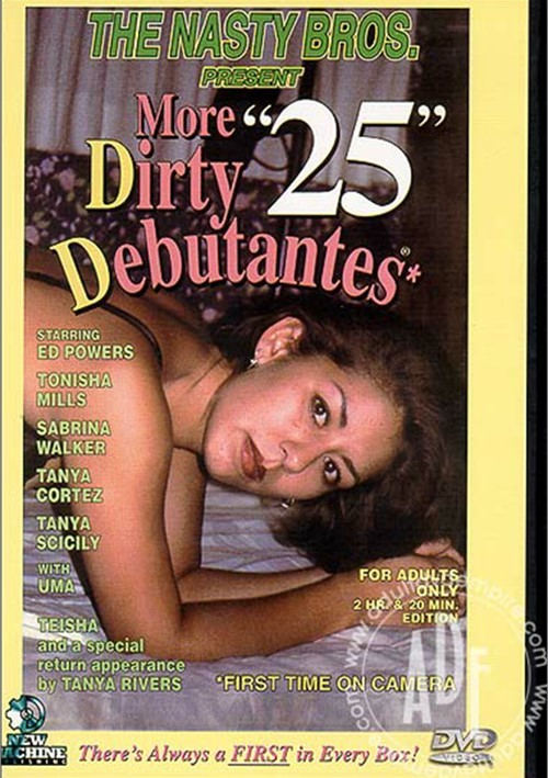 More Dirty Debutantes #25 1993 Tanya Scicily Gonzo