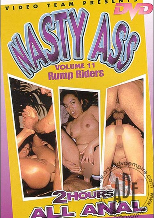 Nasty Ass 11: Rump Riders Anal Compilation 2002