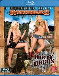 Rawhide II: Dirty Deeds Blu-ray porn movie from Adam & Eve.