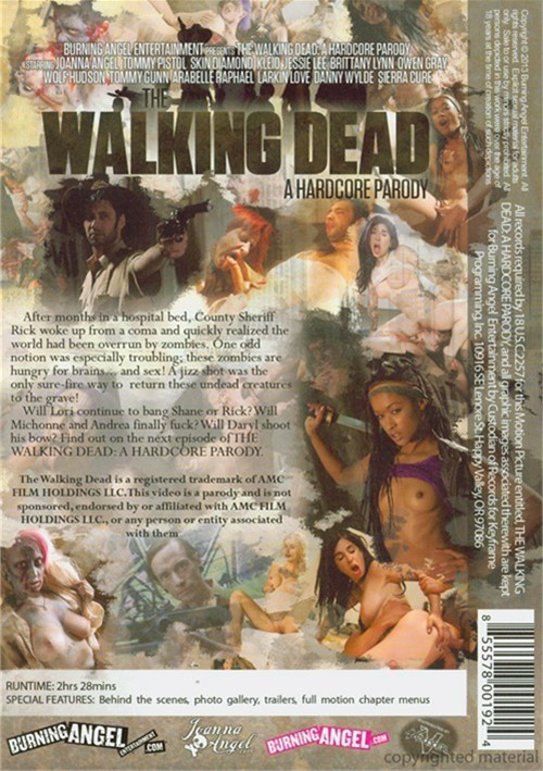 Walking Dead, The: A Hardcore Parody Burning Angel Entertainment