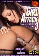 Girl Attack 3: Lesbian MILFs Attack Porn Movie