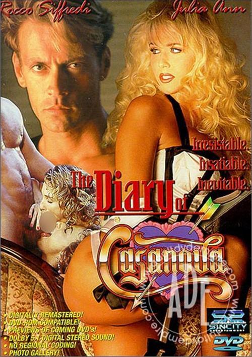 Diary of Casanova, The Julia Ann Rocco Siffredi Diva