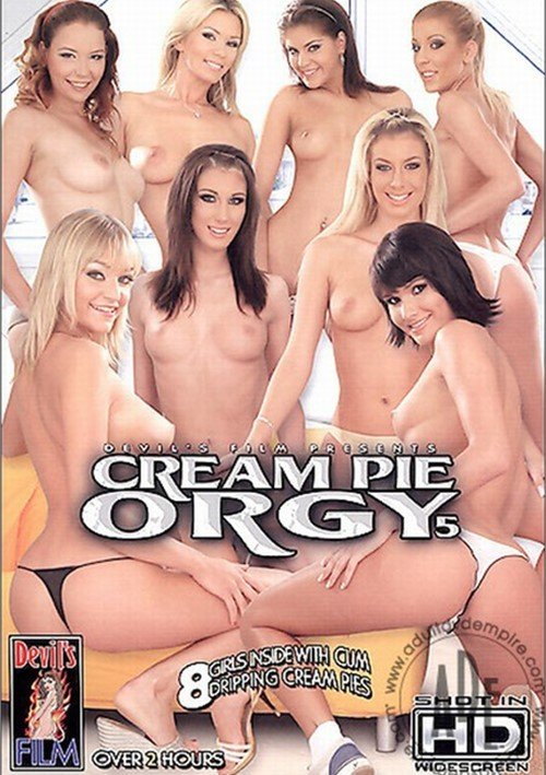 Cream pie orgy 6 review