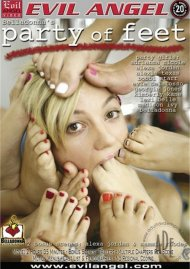 Belladonnas Party of Feet Porn Movie
