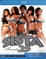 Sista 25 Blu-ray porn movie from Afro-Centric Productions.