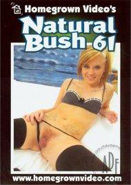 Natural Bush 61 Porn Video
