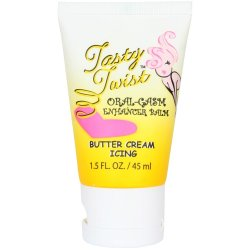 Tasty Twist Oral-Gasm Enhancing Balm - Buttercream Icing - 1.5 oz. Sex Toy