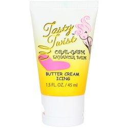 Tasty Twist Oral-Gasm Enhancing Balm - Buttercream Icing - 1.5 oz. Sex Toy
