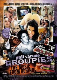 Phil Varone's Groupies: The Music From Behind Porn Video