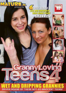 Granny Loving Teens 4 Porn Movie