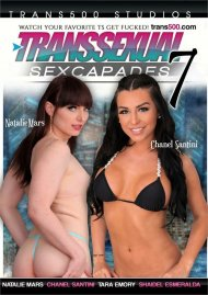 Transsexual Sexcapades 7 Porn Video