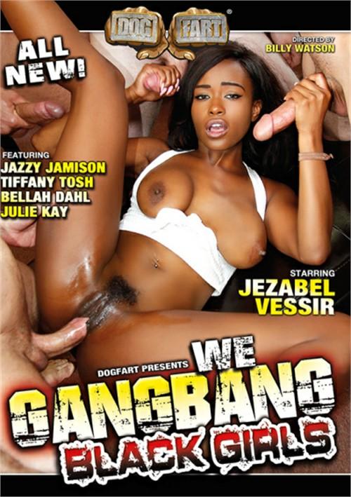 Black Girl Gangbang
