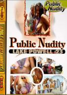 Public Nudity 23: Lake Powell Porn Movie