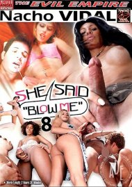 "She Said ""Blow Me"" 8 Porn Movie"