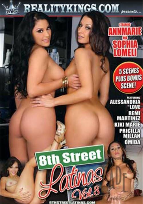 8th Street Latinas Vol. 8