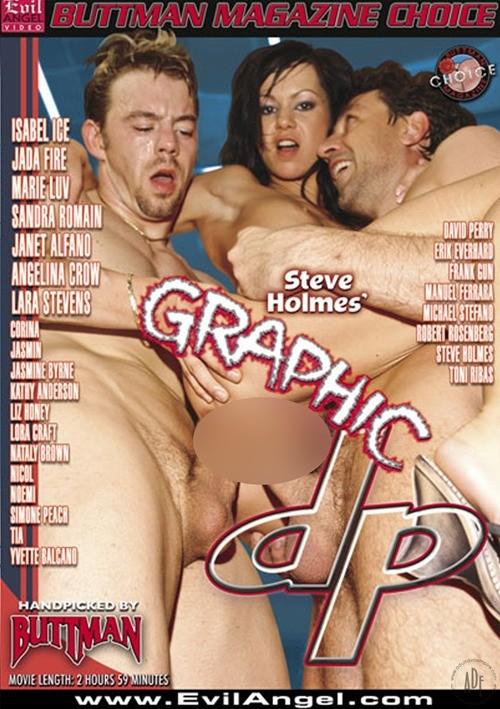Graphic DP Steve Holmes Erik Everhard Simone Style