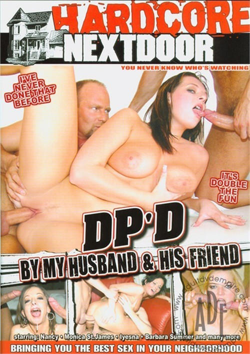 DPd By My Husband & His Friend