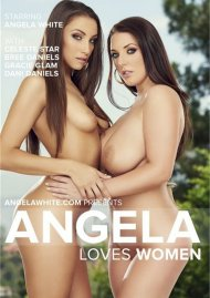 Angela Loves Women HD Porn Video Image from AGW Entertainment.