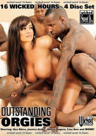 Outstanding Orgies Porn Movie