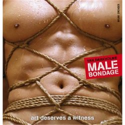 Male Bondage: Art Deserves a Witness Sex Toy