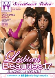 Lesbian Beauties Vol. 17: Black & Asian DVD porn movie from Sweetheart Video.