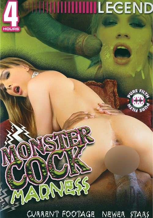 Monster Cock Madness