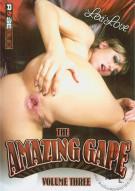 Amazing Gape: Volume 3, The Porn Movie