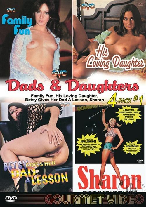 Dads & Daughters 4-Pack 1 All Sex Jean Jennings Susan McBain