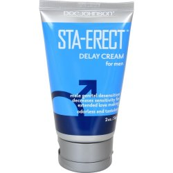 Sta-Erect Delay Creme For Men - 2oz. Sex Toy