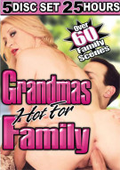 Grandmas Hot For Family Porn Movie