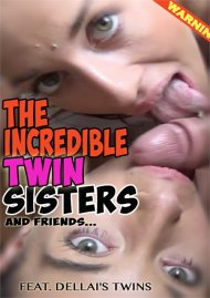 The Incredible Twin Sisters and Friends HD porn video from Safado.