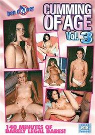 Cumming Of Age Vol. 3 Porn Video