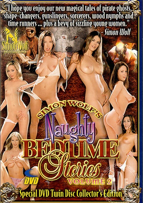 Naughty Bedtime Stories Vol. 2 Simon Wolf Natalia Wood Brooke Banner