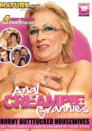 Anal Creampie Grannies Porn Video
