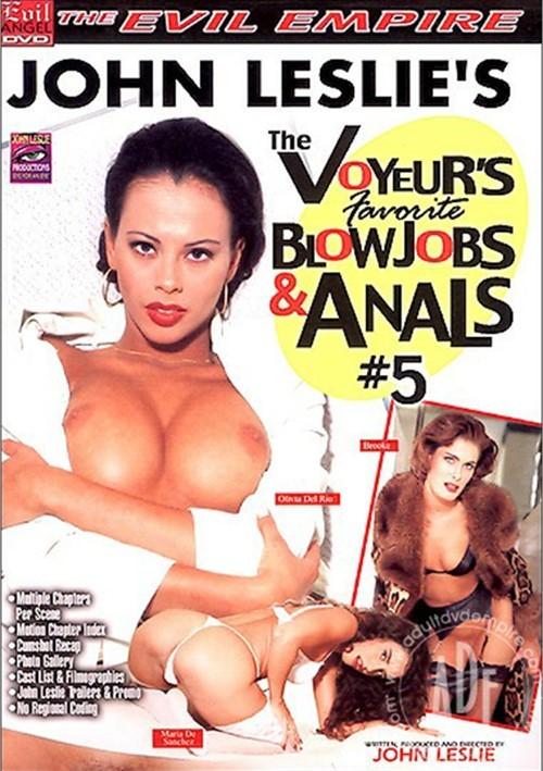 Voyeur's Favorite Blowjobs & Anals 5, The Oliver Sanchez Alain L'yle Frank Larson