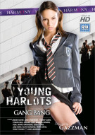 Young Harlots: Gang Bang Porn Movie