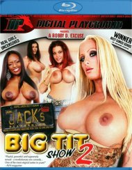 Jacks Playground: Big Tit Show 2 Blu-ray