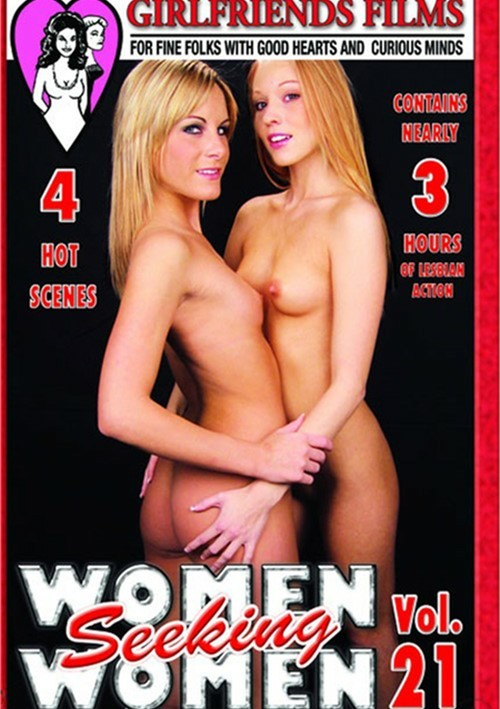 Women Seeking Women Vol. 21 DVD Porn Movie Image
