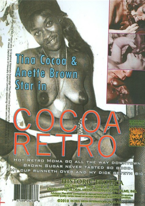 Adult products cocoa got all horny