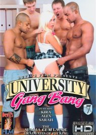 University Gang Bang 7 Porn Movie