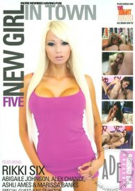 New Girl In Town Five Porn Movie