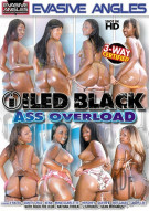 Oiled Black Ass Overload Porn Movie