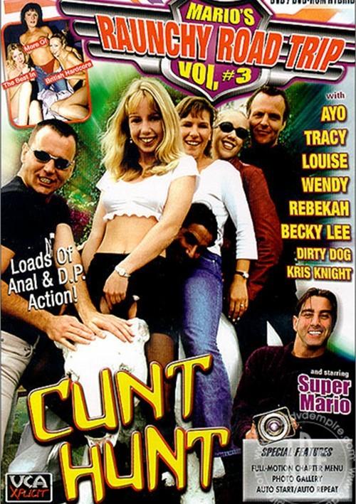 Raunchy Road Trip #3: Cunt Hunt VCA Gonzo 2000