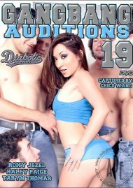 Gangbang Auditions #19 Porn Video