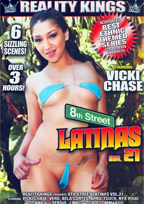 8th Street Latinas Vol. 21 2012 Vero (II) Reality Kings