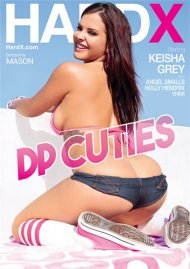 DP Cuties DVD porn movie from HardX.