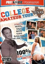 College Amateur Tour: In Texas Porn Video