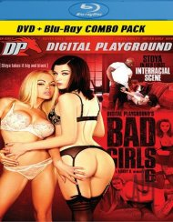 Bad Girls 6 (DVD + Blu-ray Combo) Blu-ray